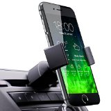 Koomus Pro CD Slot Smartphone Car Mount Holder Cradle for iPhone 6 6 Plus 5S 5C 5 Samsung Galaxy and all Smartphones