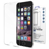Mediabridge iPhone 6s Screen Protector – Premium Tempered Glass – Anti-Scratch and Anti-Smudge – Easy Install – For iPhone 6 / 6s (Part# PEA-SPG-I6 )